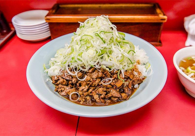 孤獨的美食家東京地圖:絕品雞肝飯