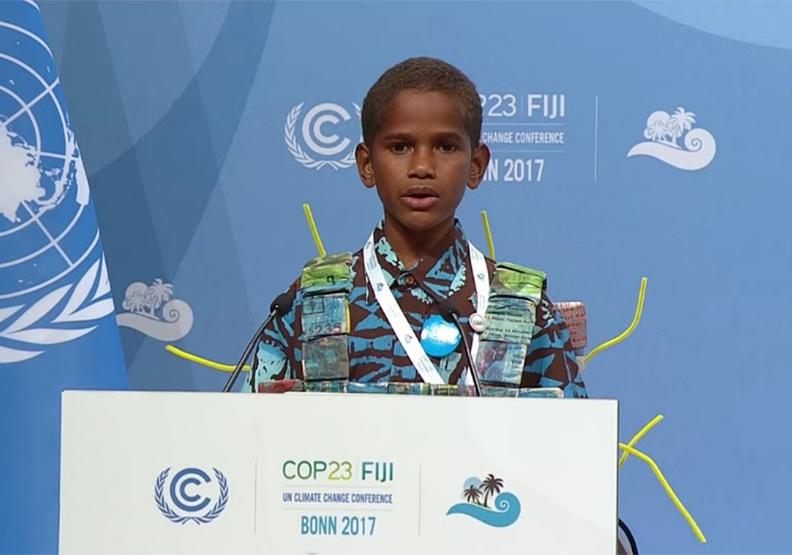 未來領袖齊發聲!我們需要更有氣候觀的教育體系
