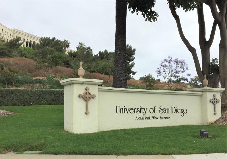 全美國最美大學校園:聖地牙哥大學
