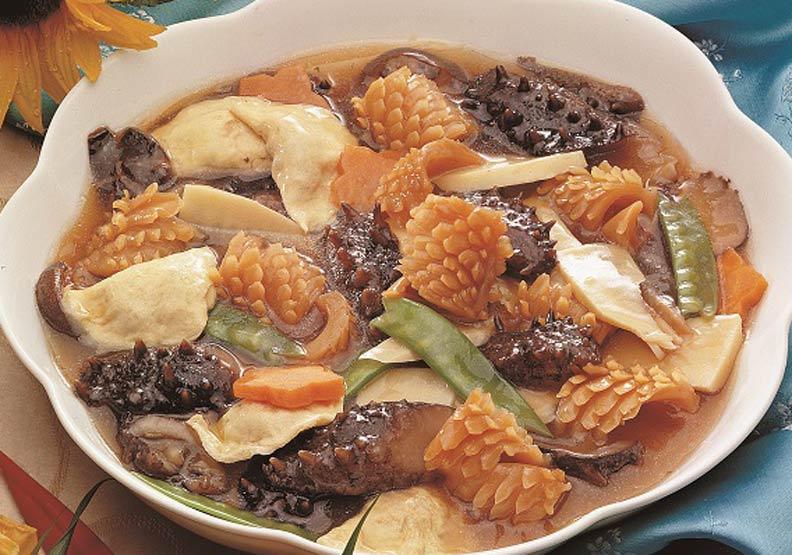 歡喜團圓做年菜:金銀生滿盆