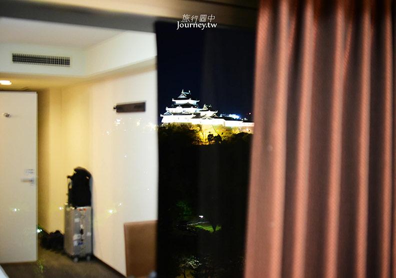 和歌山城就在身旁・和歌山大和ROYNET飯店