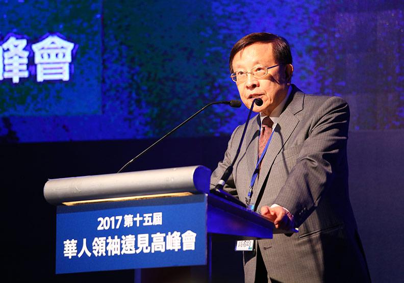 開放台灣迎向世界 兩岸交流共創雙贏