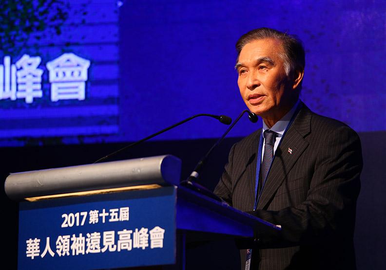 串聯泰國、新四國 讓台灣躍入大亞洲