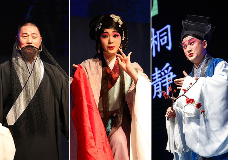 跨界合作覓養分  台灣戲曲激盪新火花