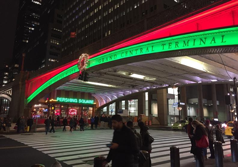 紐約聖誕魔力