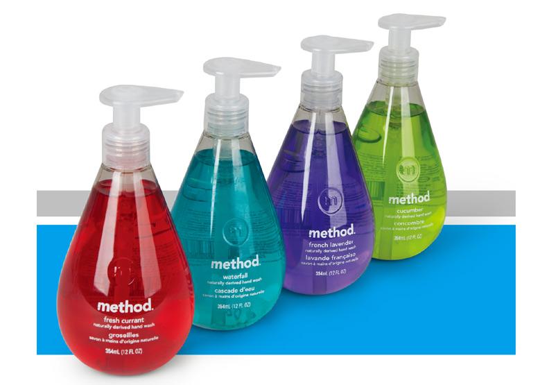結合環境科學 美則重新定義清潔用品