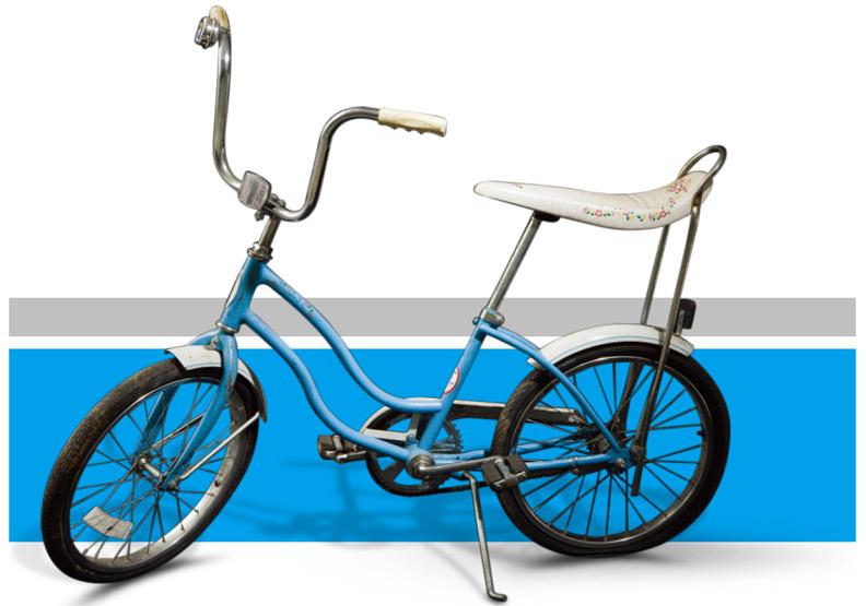 品牌單車 讓你回想學騎腳踏車的那時候