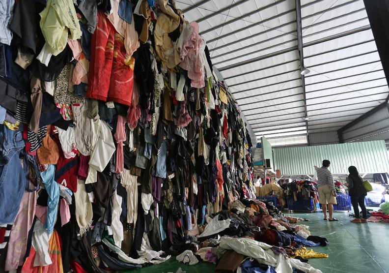 新地球殺手 國人每分鐘丟438件衣服