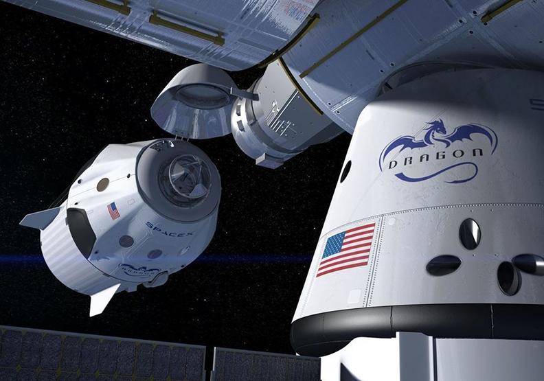 2018大事件:上太空、飛南極、搭上鐵達尼頭等艙