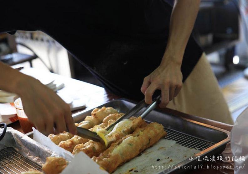 埔里清寶鹹油條 特別的南投限定早餐!