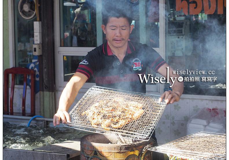 泰國大城蝦市場 在地人激推平價老饕料理