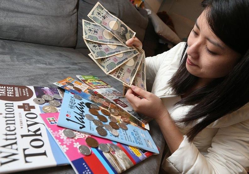 日本旅遊注意!日圓0.25字頭近在咫尺