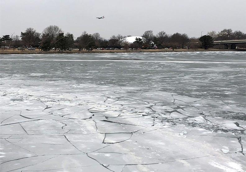 急凍北美 漫漫長冬