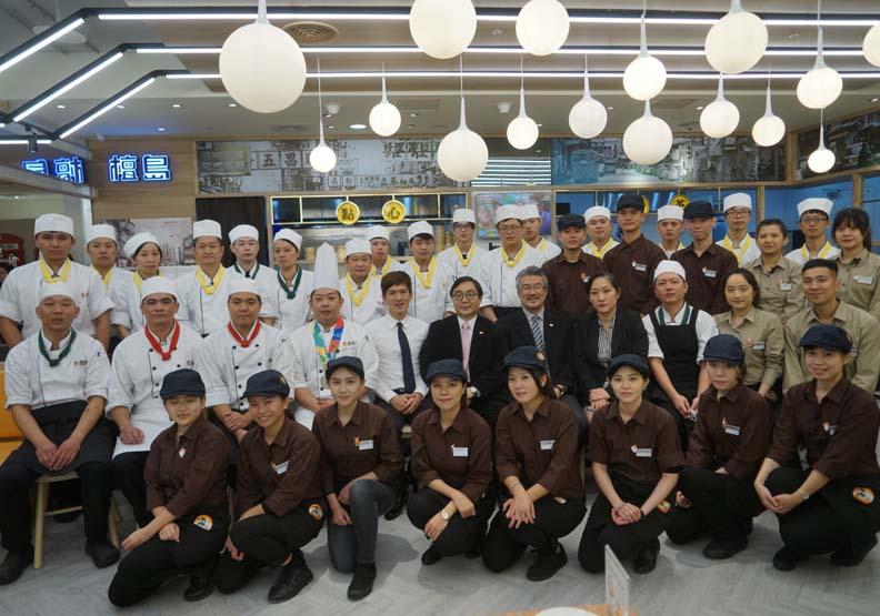 深耕兩岸餐飲市場,把台灣美食帶到全世界