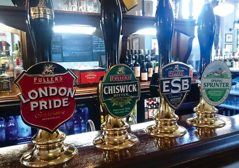 啤酒狂粉不能錯過的英國殿堂級釀酒廠