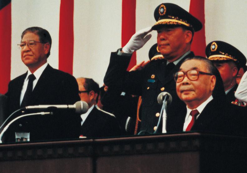 揭祕!這件事讓蔣經國總統原來佈局盡毀