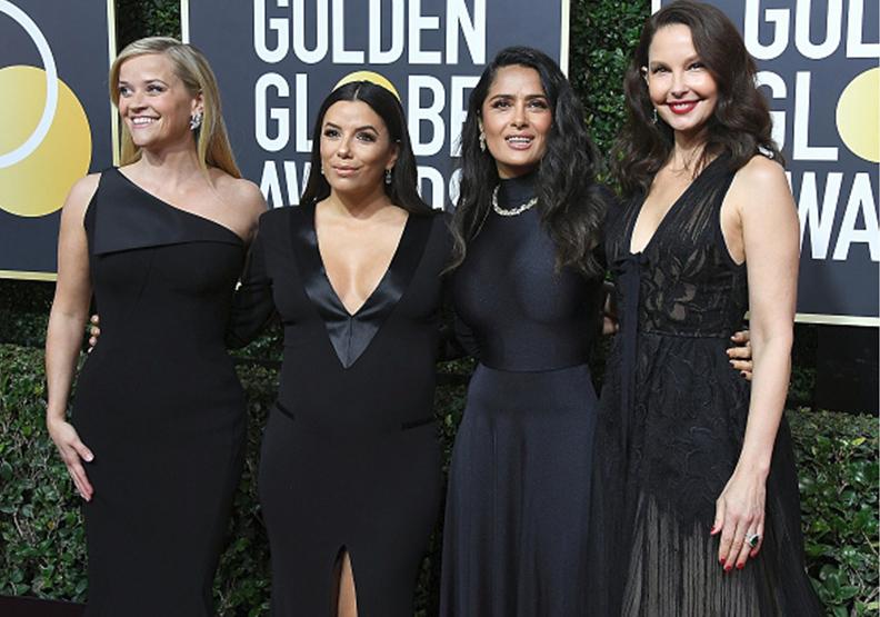 聲援Time's Up女星們配戴祖母綠 原來還有這個涵義