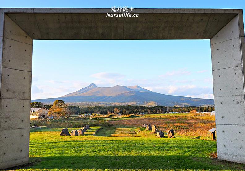 可以框住北海道名山駒岳的免費遊覽地點