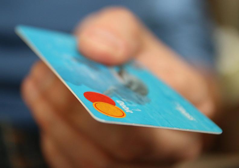 黃金比例處處見 信用卡、書籍都符合