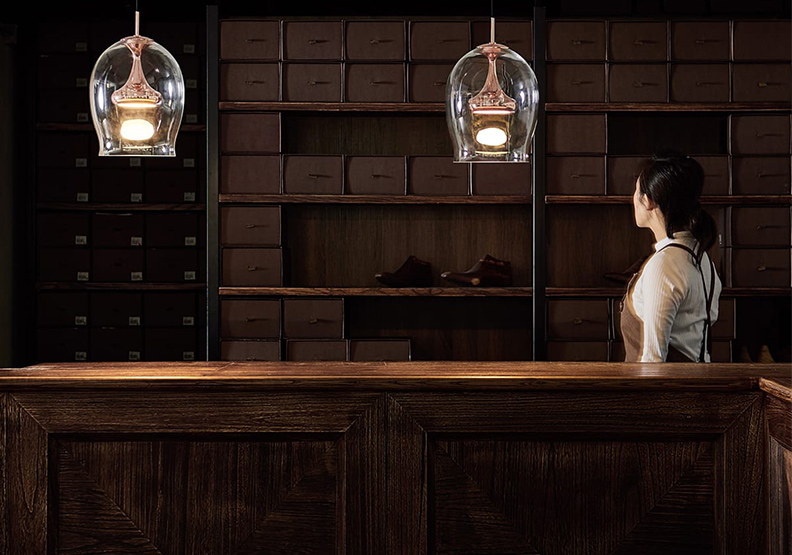 台灣之「光」!穿越二十五年的精品燈飾
