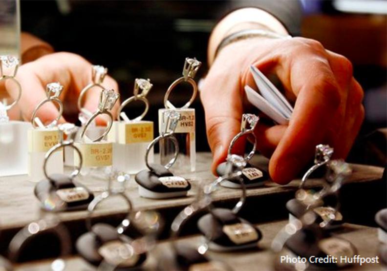 你敢網購珠寶嗎?這家店開啟了精品交易新模式