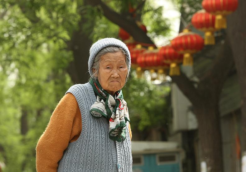 台灣老人比大陸更獨立、更有自信