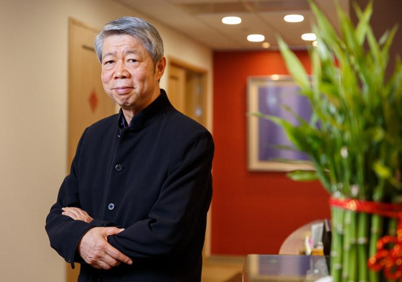 張孝威:最好的領導人,一定是做自己