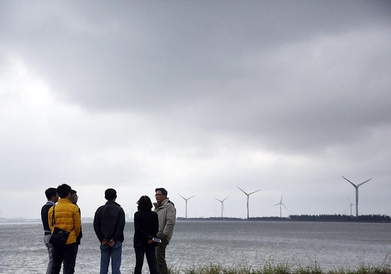 離岸風電政策「打帶跑」  政府真的準備好了?