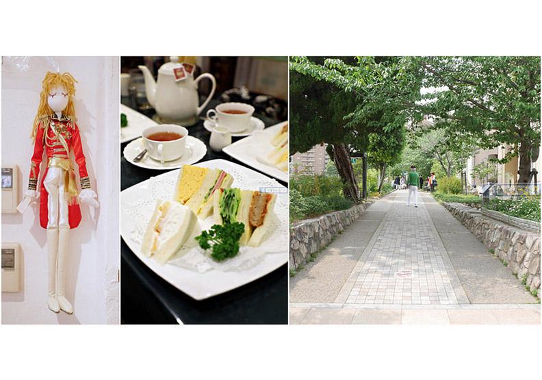 寶塚迷必逛的寶塚花之道跟美味的LEMANS餐廳