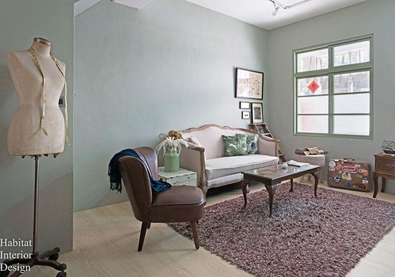 40年老屋翻新 二手家具創造復古別墅—花蓮王先生的家