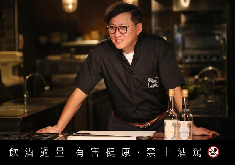 型男詹姆士:料理就是要帶給人們愉快