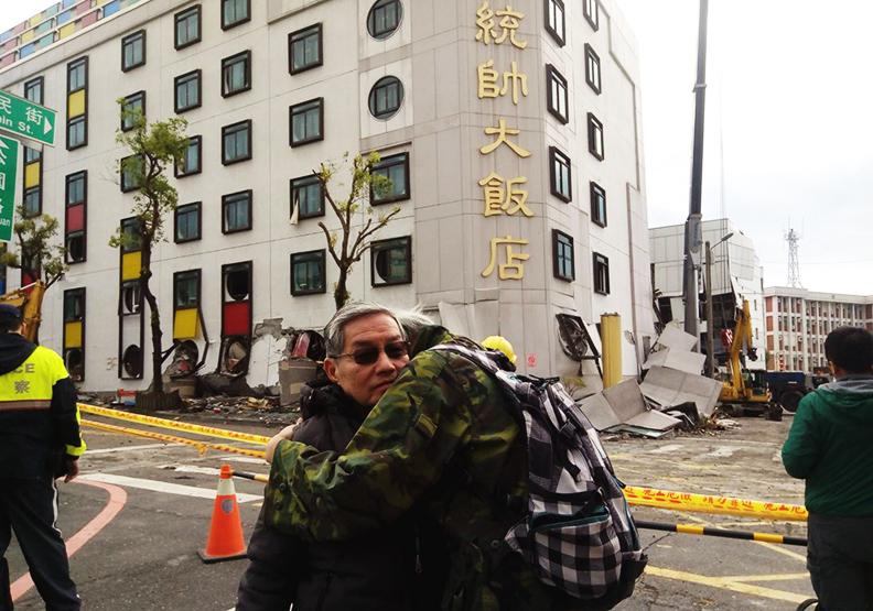 統帥幕後老闆 竟是北台灣飯店大亨張金水