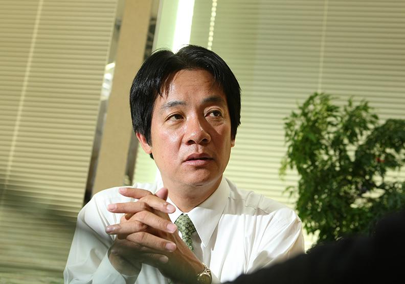 賴清德:台灣不做第二個香港、第二個西藏