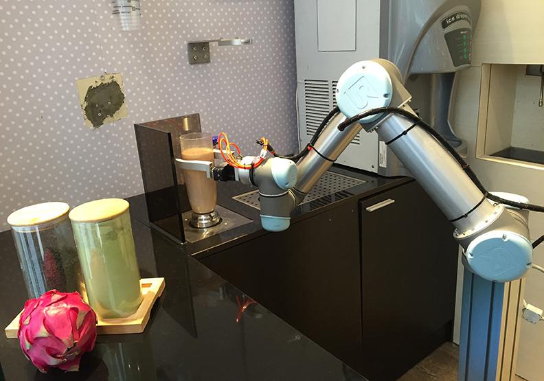 機器人搶工作 連珍奶都不放過!