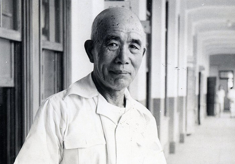 臺灣蓬萊米之父磯永吉 政府每年送米到日本給他