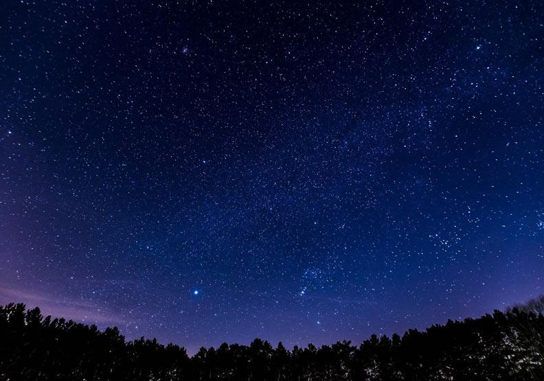 星星是有益健康的