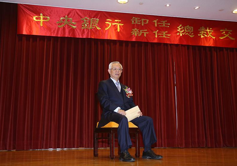 告別20年總裁生涯 彭淮南花51年做好「銀行員」