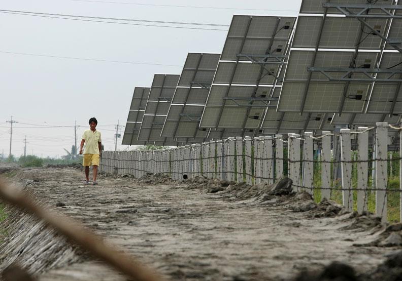 政策紅利一旦結束 太陽光電產業恐將大洗牌