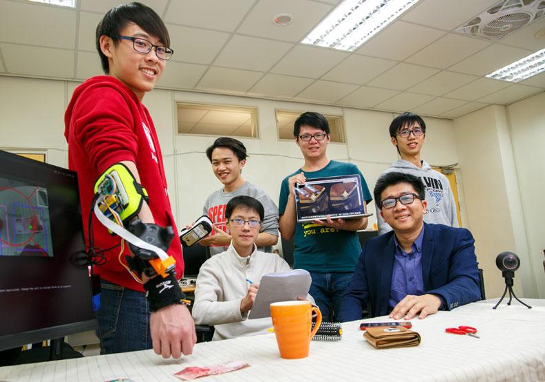 35歲助理教授孫民 打造下一個李飛飛、吳恩達