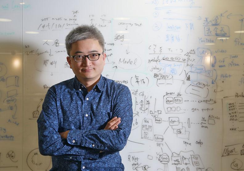 PTT之父不當軟體流浪漢 杜奕瑾要圓台灣AI大夢