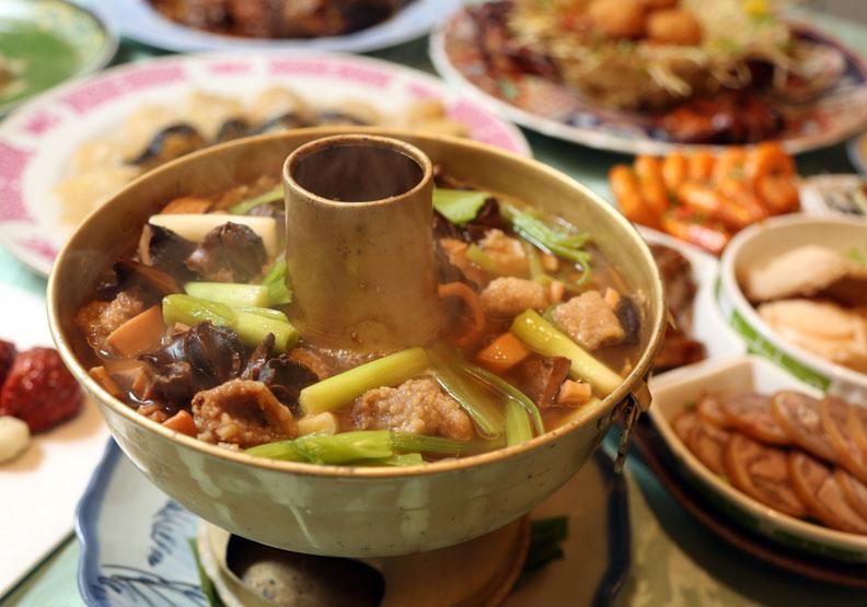 勤儉、重人情  最下酒的精緻台灣味