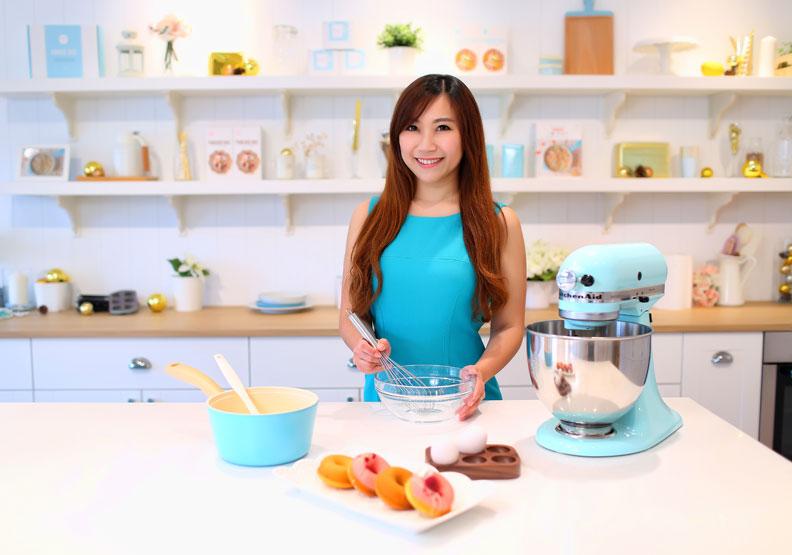 「矽谷美味人妻」謝凱婷:料理是親情關係調味品
