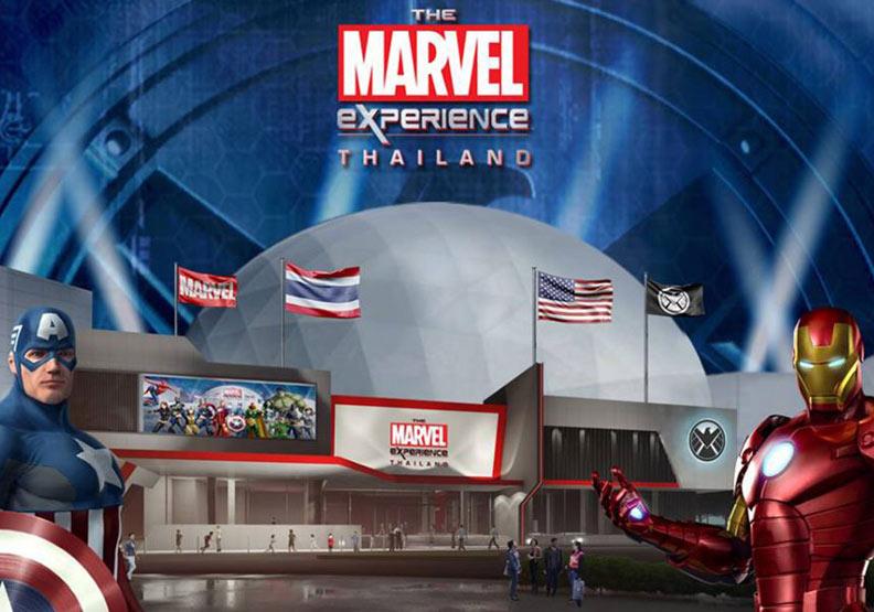 規模更勝美國!漫威超級英雄體驗館5月曼谷開幕