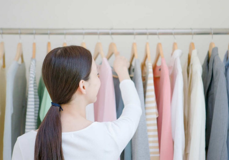 學會斷捨離!專家:用6種方法讓衣櫃更清爽