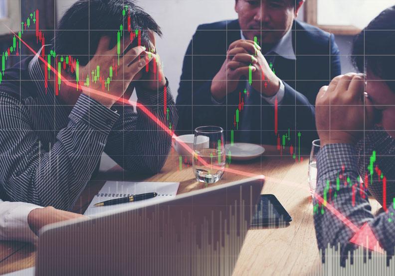 美股創下最大跌幅 快速致富年代回不去了?