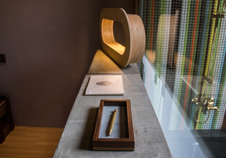 與設計共眠 跟著策展人入住超美設計房
