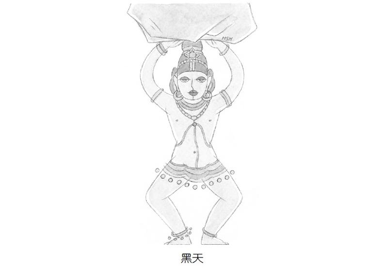 廣受歡迎的印度神祇 黑天的神話及傳說