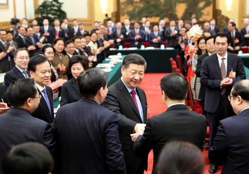 習近平修憲成功 台灣面臨嚴厲挑戰