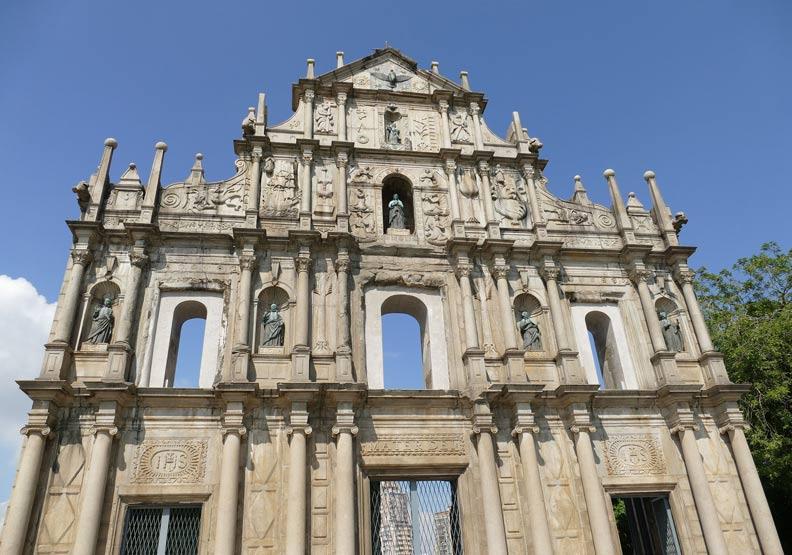 澳門外文名Macau 與媽祖有關