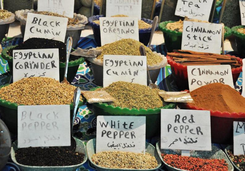 胡椒與香辛料